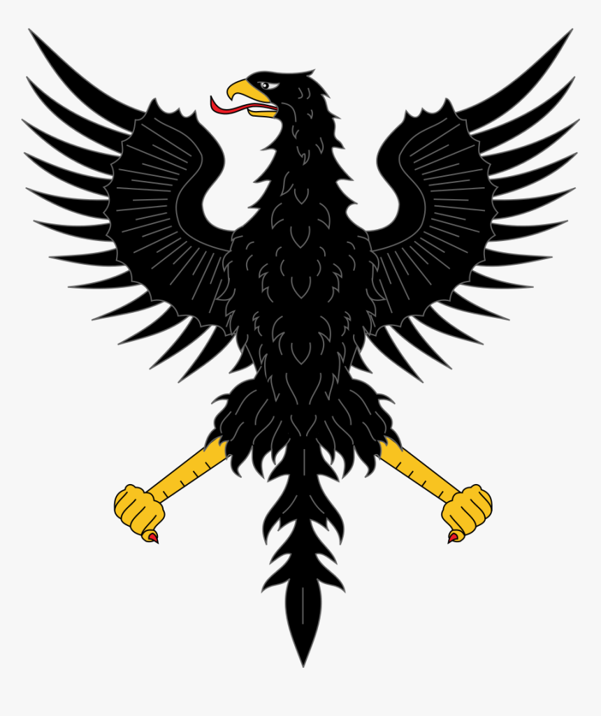 Eagle Heraldry Png, Transparent Png, Free Download