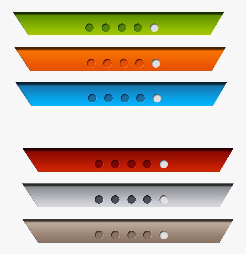 Gradient Button Png Photo - Graphic Design, Transparent Png, Free Download