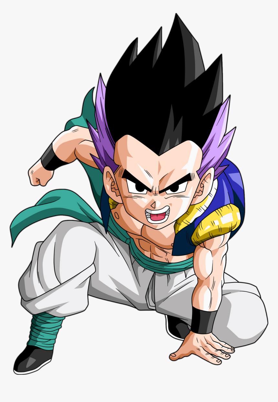 Dragon Ball Z Gotenks, HD Png Download, Free Download