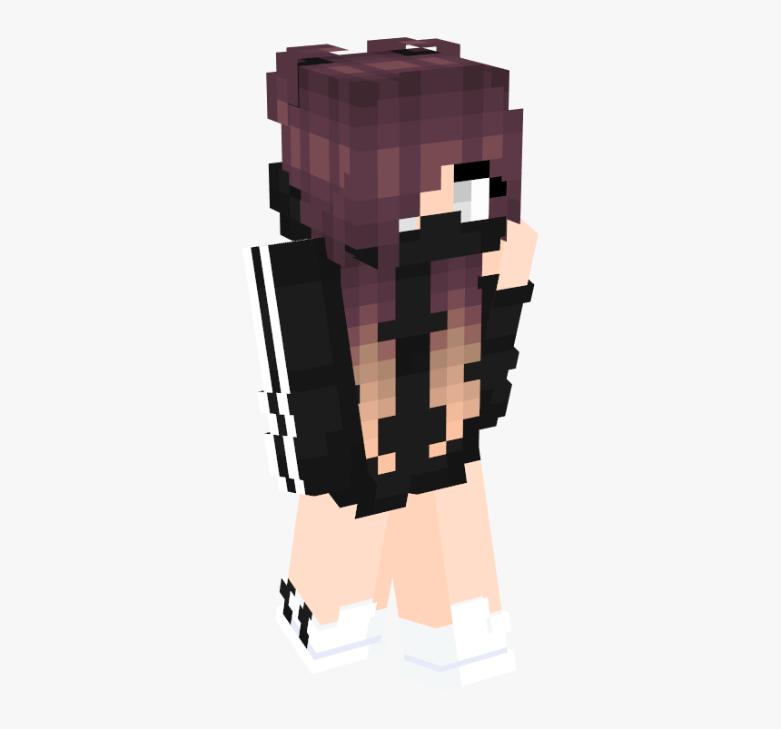 Skin Minecraft Girl Download, HD Png Download, Free Download