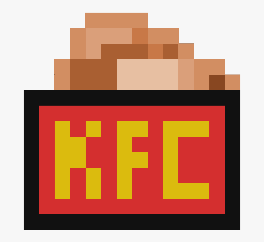 Kirby Skin Search - Chicken Meat In Minecraft, HD Png Download, Free Download