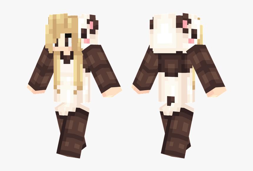 Girls In Onesies Minecraft Skins, HD Png Download, Free Download