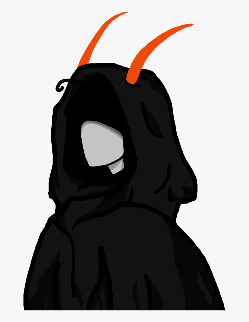 Hooded Figure Png - Pixel Art Hooded Character, Transparent Png, Free Download