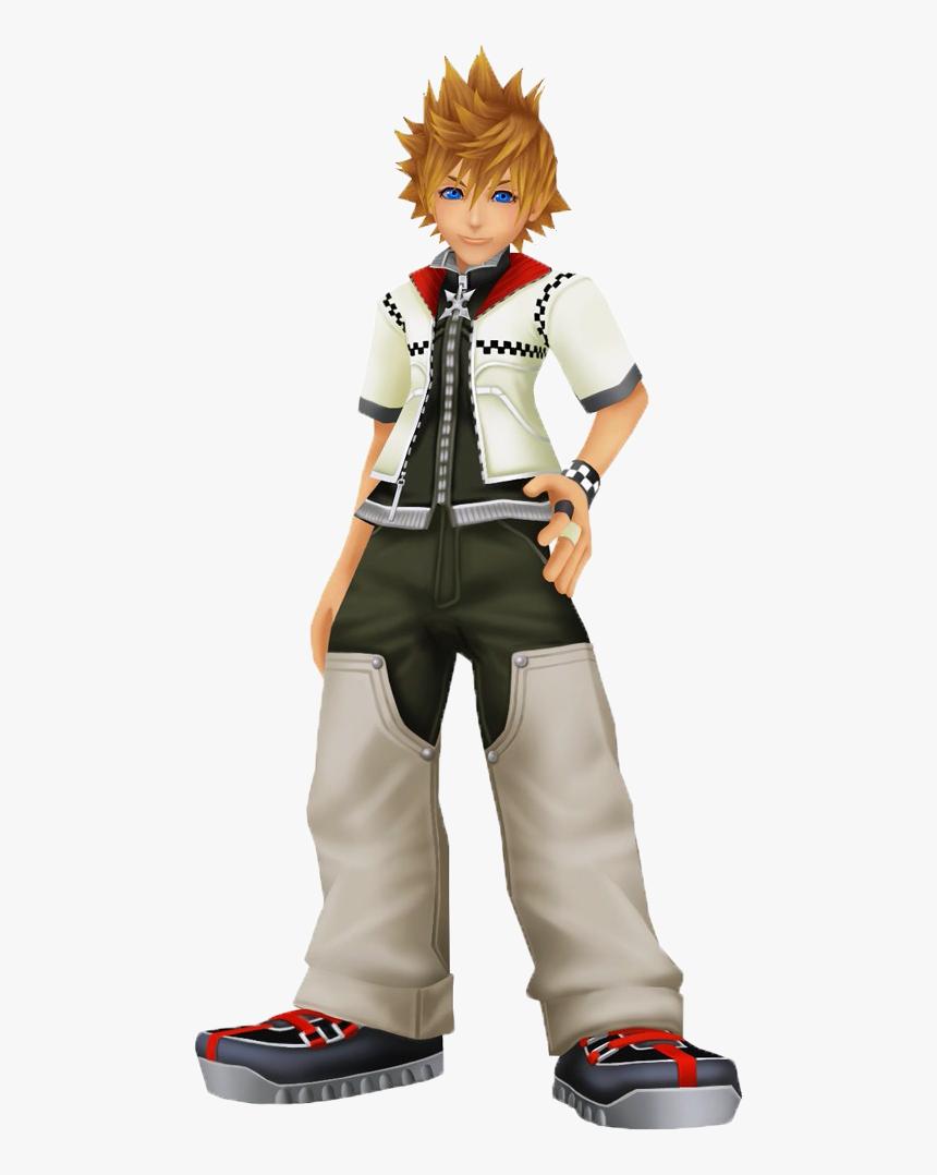 Roxas Khii - Roxas Kingdom Hearts, HD Png Download, Free Download