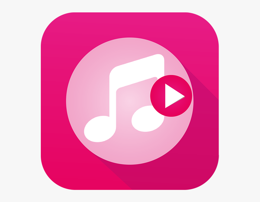 Music Sound Player Music Note Iphone Ipad Ios Icon - Graphic Design, HD Png Download, Free Download