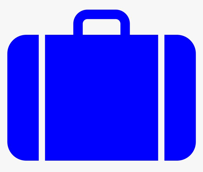 Transparent Background Black Suitcase Png, Png Download, Free Download