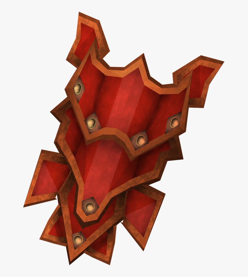 The Runescape Wiki - Old School Runescape Dragon Shield, HD Png Download, Free Download