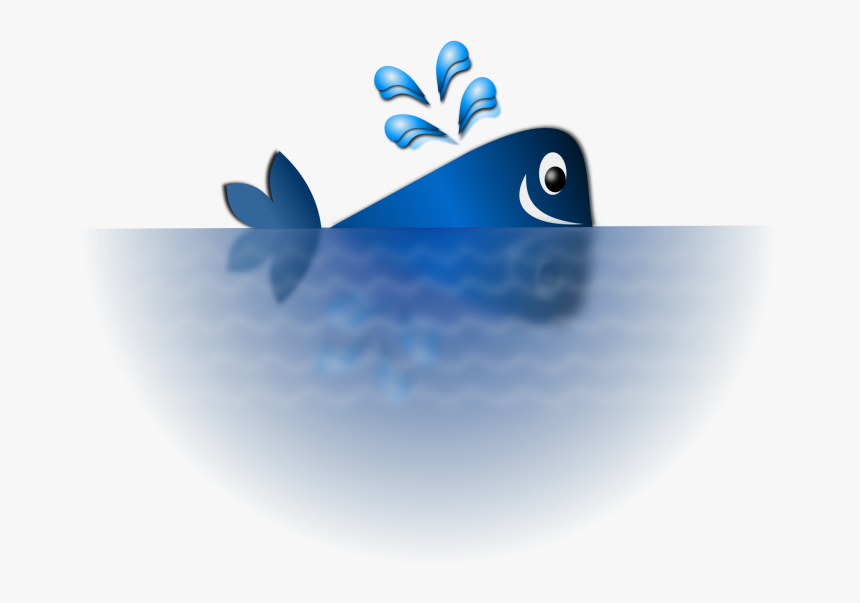 Happy Blue Whale Clip Arts - Whales, HD Png Download, Free Download
