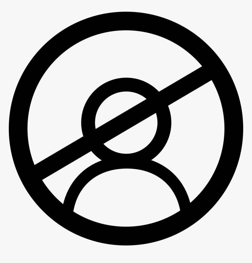 Ban - 5 With A Circle Around, HD Png Download, Free Download