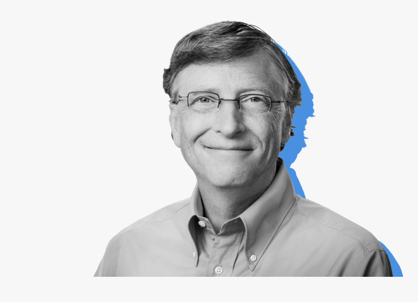 Bill Gates Profile Bill Gates Is An American Business - Bill Gates Tweet About Muslims, HD Png Download, Free Download