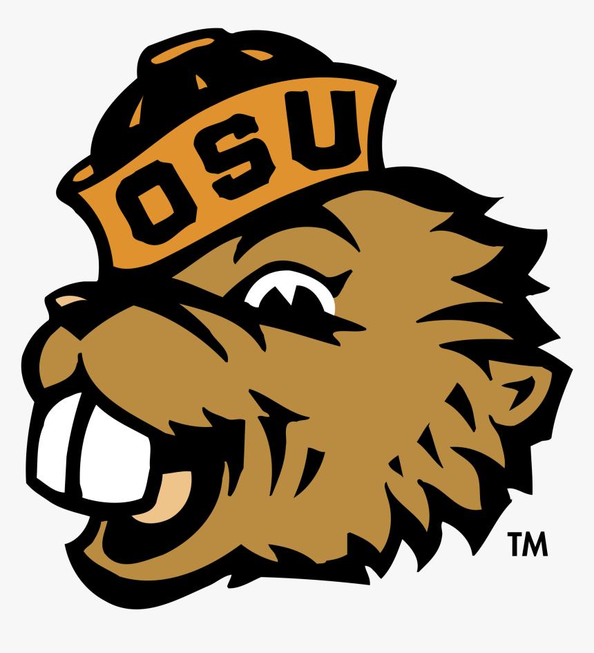 Osu Beavers Logo Png Transparent - Oregon State University Beaver, Png Download, Free Download