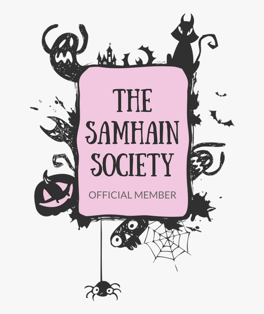 Proud Member Of The Samhain Society - Halloween Frame Vector, HD Png Download, Free Download