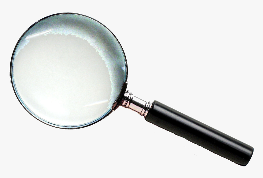 Transparent Magnifying Glass Png Royalty Free Library - Transparent Background Magnifying Glass, Png Download, Free Download