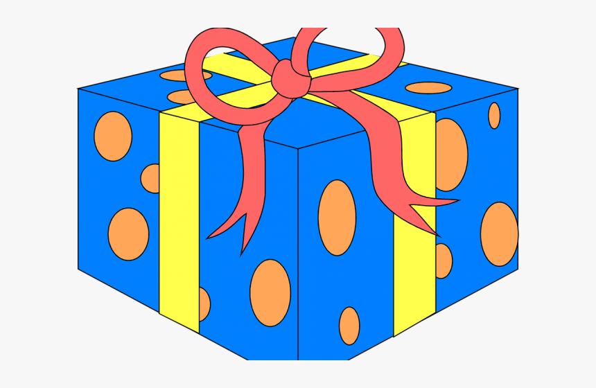 Birthday Present Clip Art