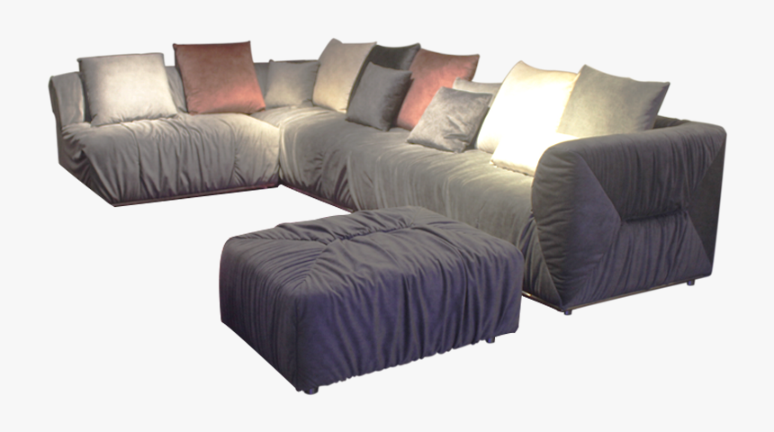 Latest Design Living Room Fabric Sofa Set - Cushion, HD Png Download, Free Download