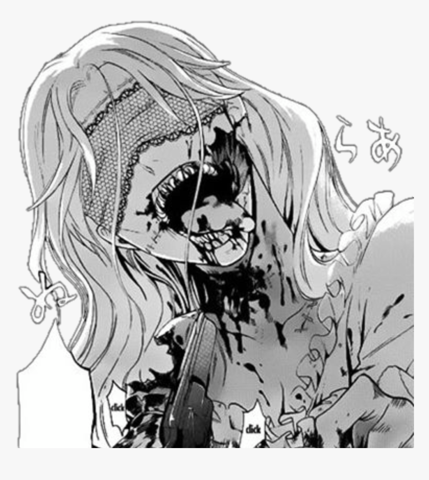 #manga #anime #cartoon #horror #comic #hentai #junji - Bizarre Doll Black Butler, HD Png Download, Free Download