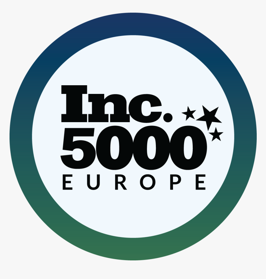 5000 Fastest Growing Companies Europe, HD Png Download, Free Download