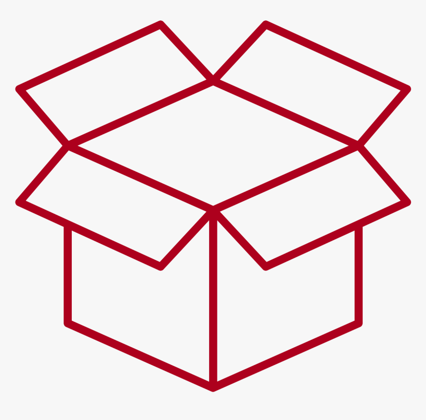 Boxes And Packing Supplies - Packaging Icon Png, Transparent Png, Free Download