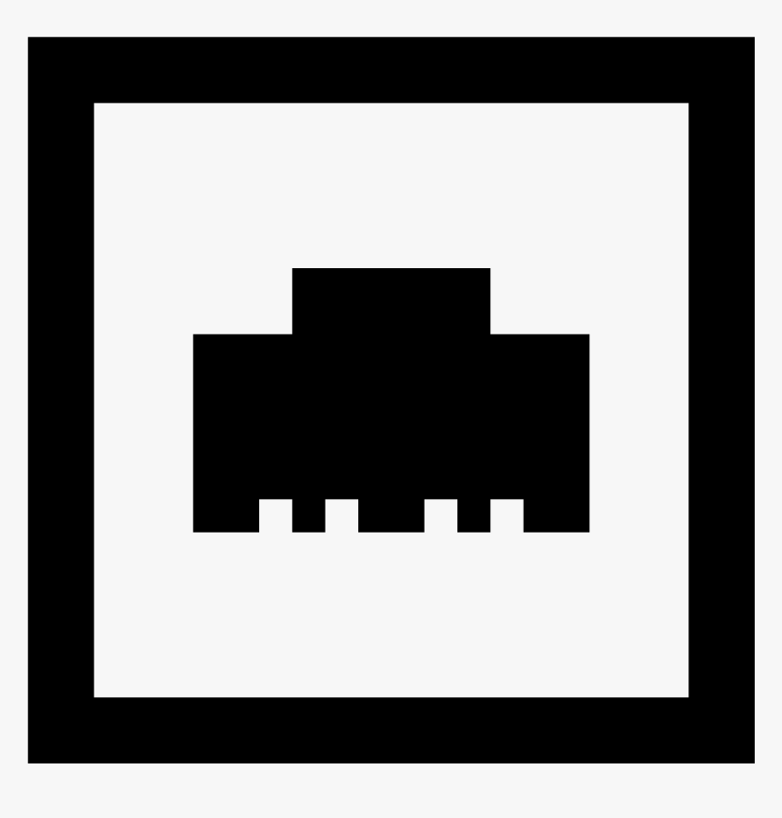 Wired Network Icon , Png Download, Transparent Png, Free Download