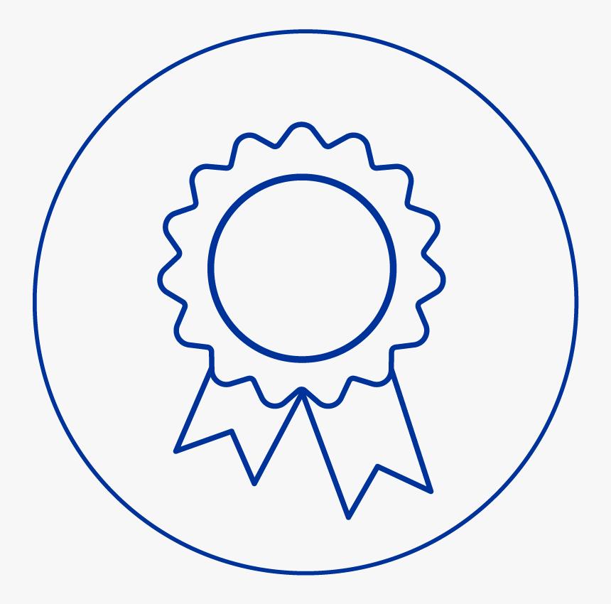 Certificate - Circle, HD Png Download, Free Download