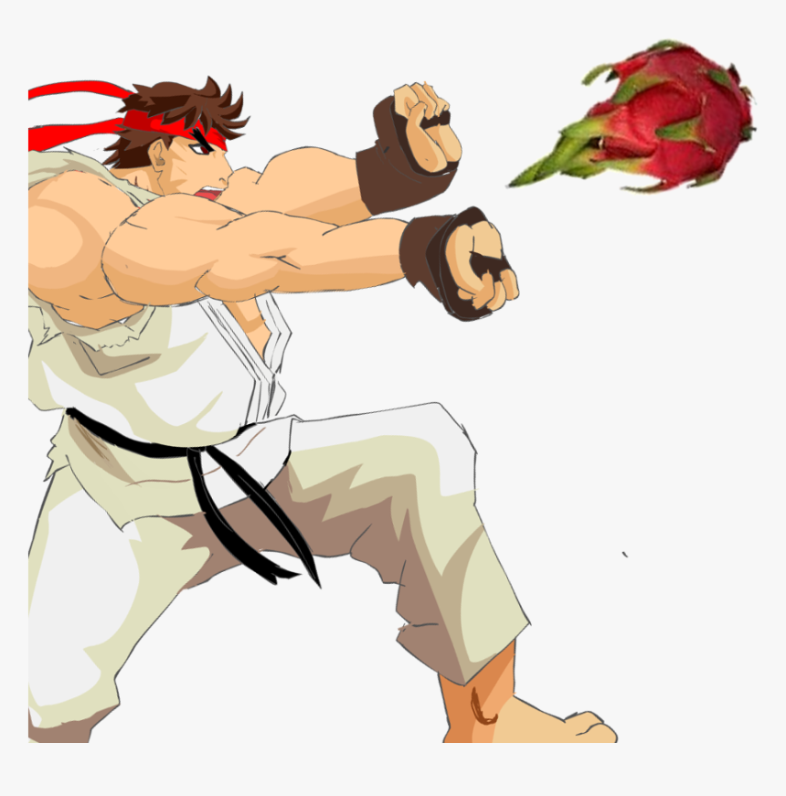Ryu Hadouken, HD Png Download, Free Download