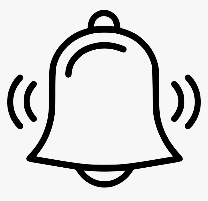 Bell Icon Png Youtube, Transparent Png, Free Download