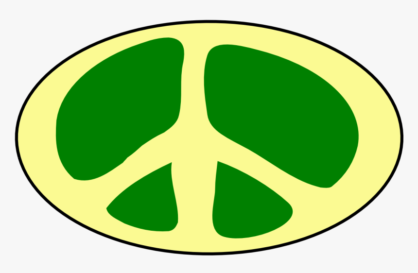 Peace Symbol Clipart Holiday - Circle, HD Png Download, Free Download