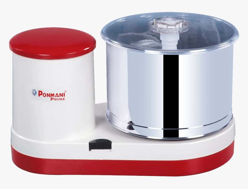 Ponmani Nano Tech Table Top Wet Grinder - Table Top Grinder Png, Transparent Png, Free Download