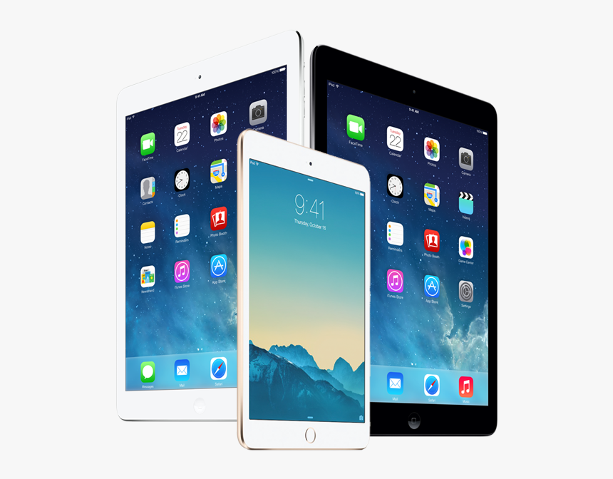 Ipad Air 2 Black And White, HD Png Download, Free Download