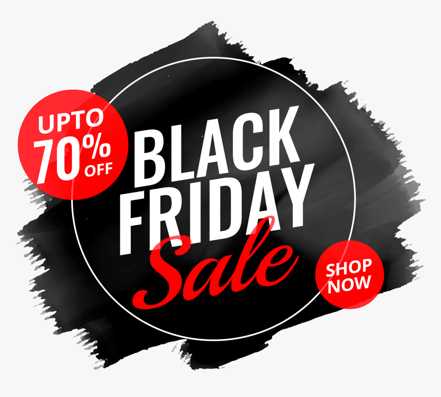 Black Friday Banner Png Image Free Download Searchpng - Poster, Transparent Png, Free Download