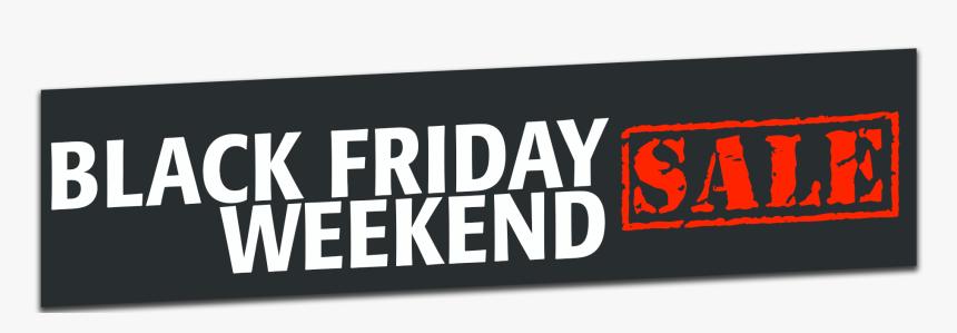 Black Friday Banner Png, Transparent Png, Free Download