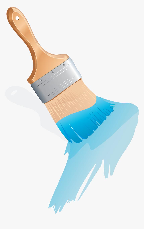 Paint Brush Png - Paint Brush Png Clip Art, Transparent Png, Free Download