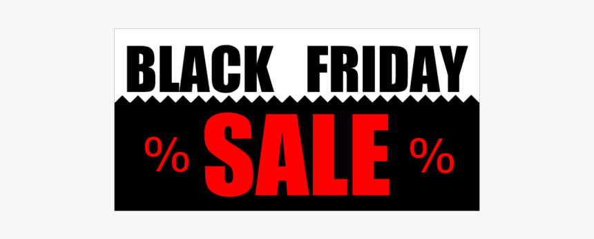 Black Friday Sale Banner, HD Png Download, Free Download