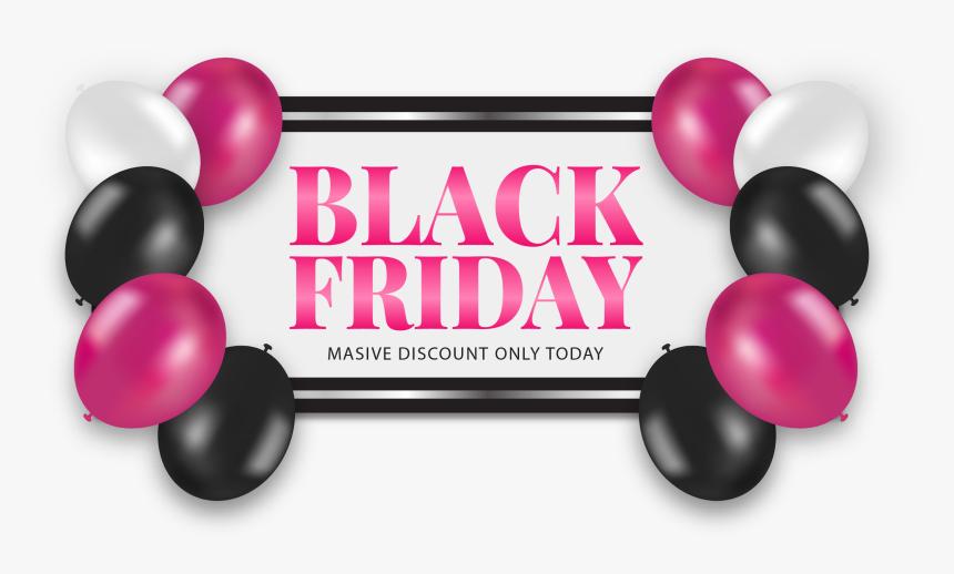 Black Friday Sale Transparent Background - Black Friday, HD Png Download, Free Download