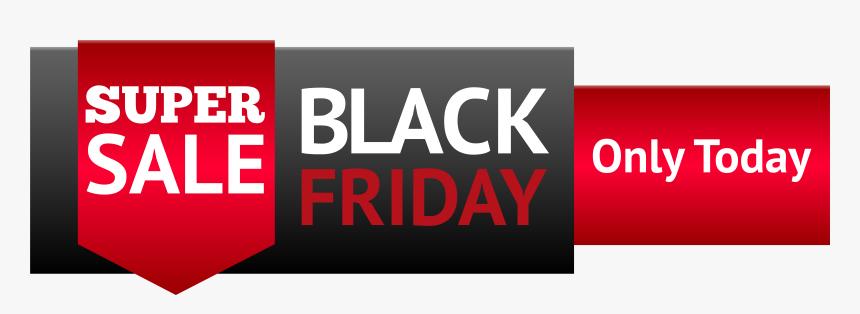 Black Friday Banner Png , Png Download - Black Friday Png Transparent, Png Download, Free Download