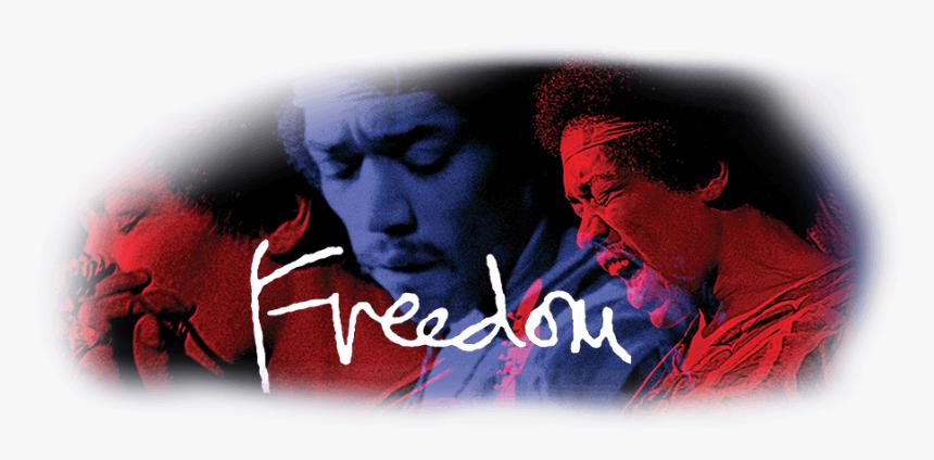 Jimi Hendrix Freedom, HD Png Download, Free Download
