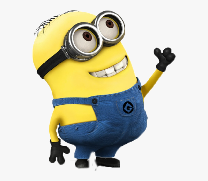 Minion Transparent Despicable Me Rush Youtube Clip - Minions Png Images Hd, Png Download, Free Download