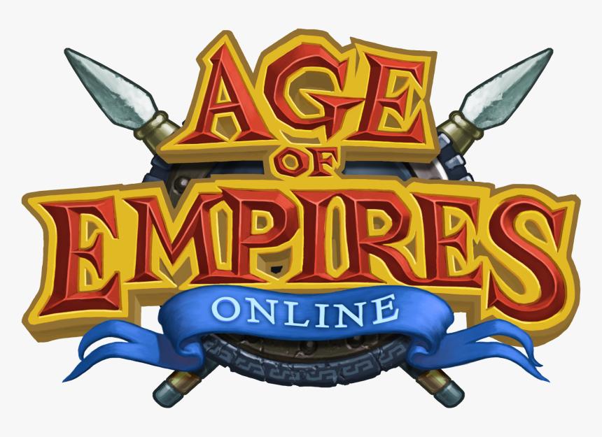 Aoe Online Logo - Logo Game Online Png, Transparent Png, Free Download