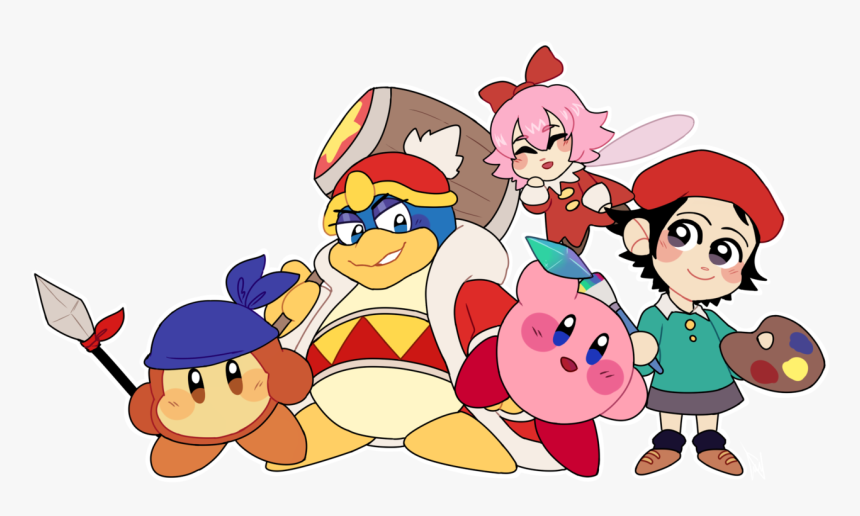 Kirby 64 Cast - Cartoon, HD Png Download, Free Download