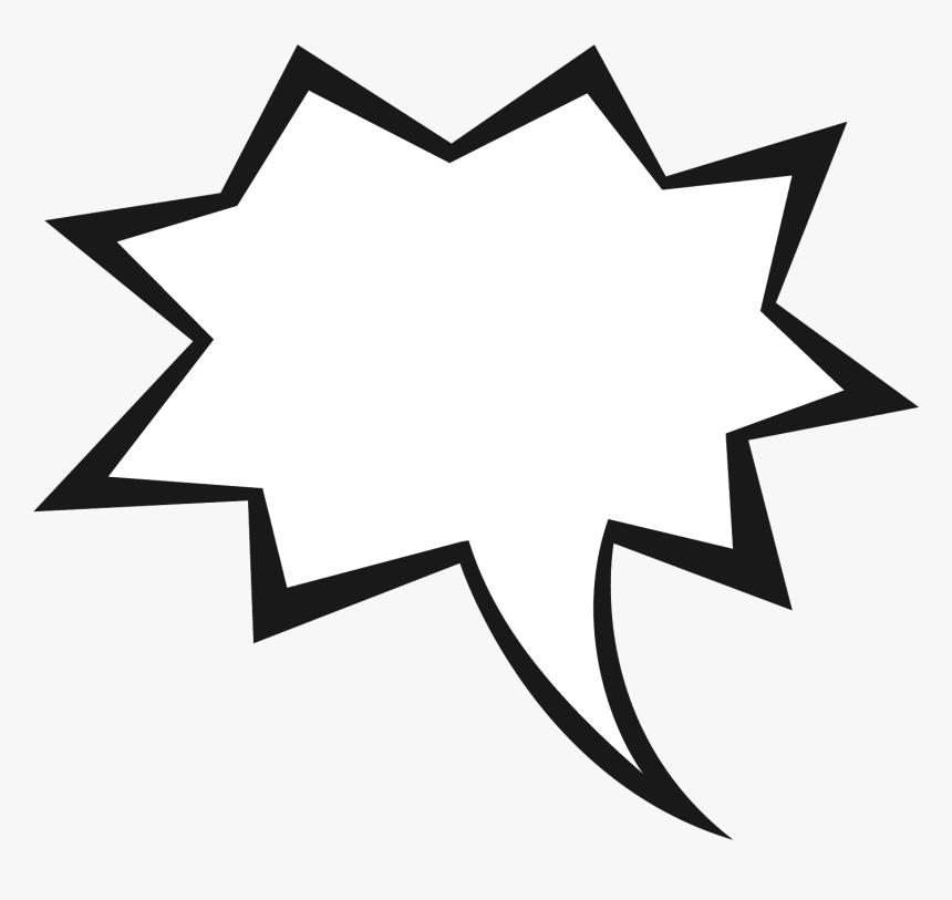 Speech Bubble Clip Art - Word Bubbles, HD Png Download, Free Download