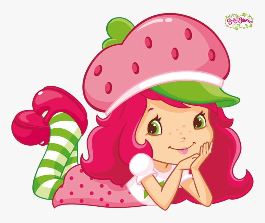 Strawberry - Transparent Strawberry Shortcake Png, Png Download, Free Download