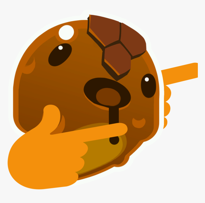 Slime Rancher Fanmade Slime, HD Png Download, Free Download