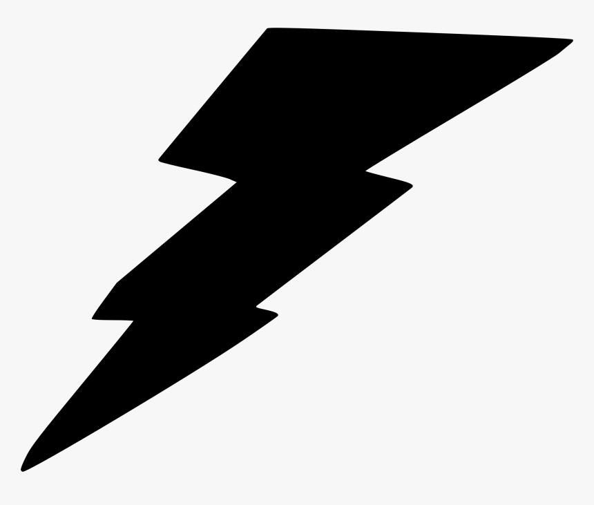 Transparent Lightening Clipart - Lightning Bolt Png Transparent, Png Download, Free Download