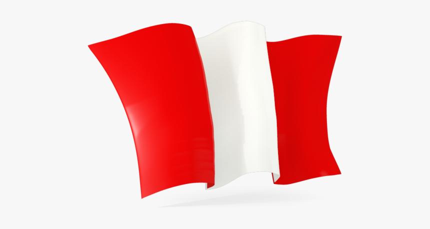Download Flag Icon Of Peru At Png Format - Peru Flag Waving Png, Transparent Png, Free Download