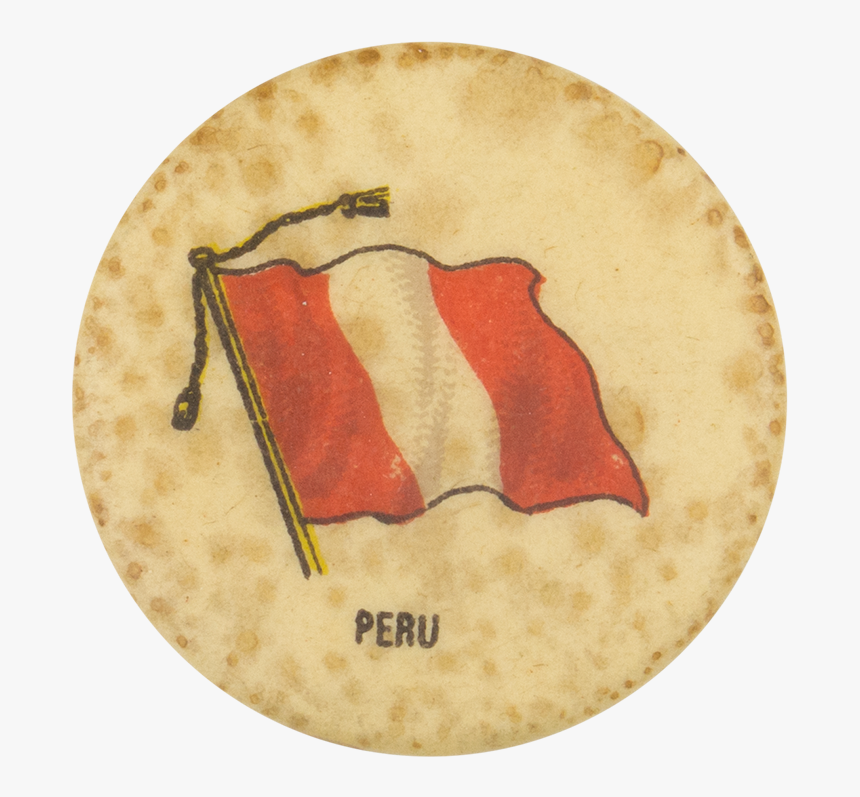Peru Flag Advertising Button Museum - Illustration, HD Png Download, Free Download