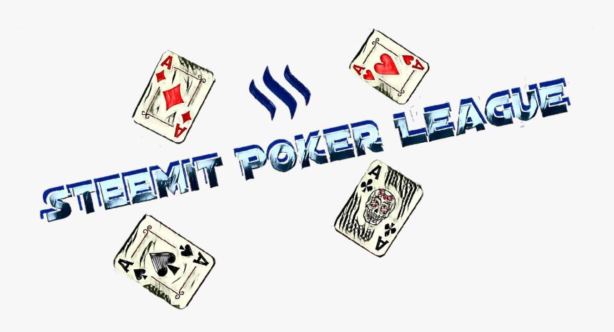 Steemit Poker League Logo Meesterboom - Poker, HD Png Download, Free Download