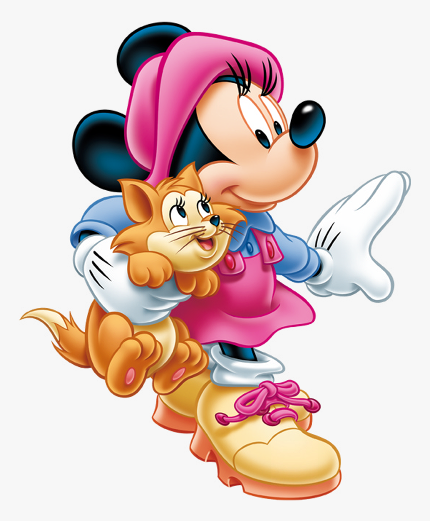 Minnie Mouse Png Clipart - Mickey Mouse Images Hd, Transparent Png, Free Download
