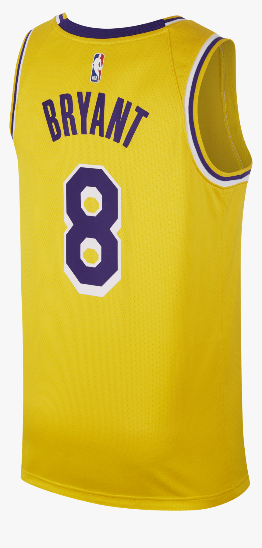 Kobe Bryant Lakers Jersey 8, HD Png Download - kindpng