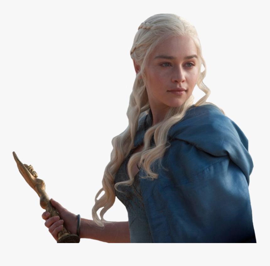 Daenerys Targaryen Png - Game Of Thrones Daenerys Png, Transparent Png, Free Download