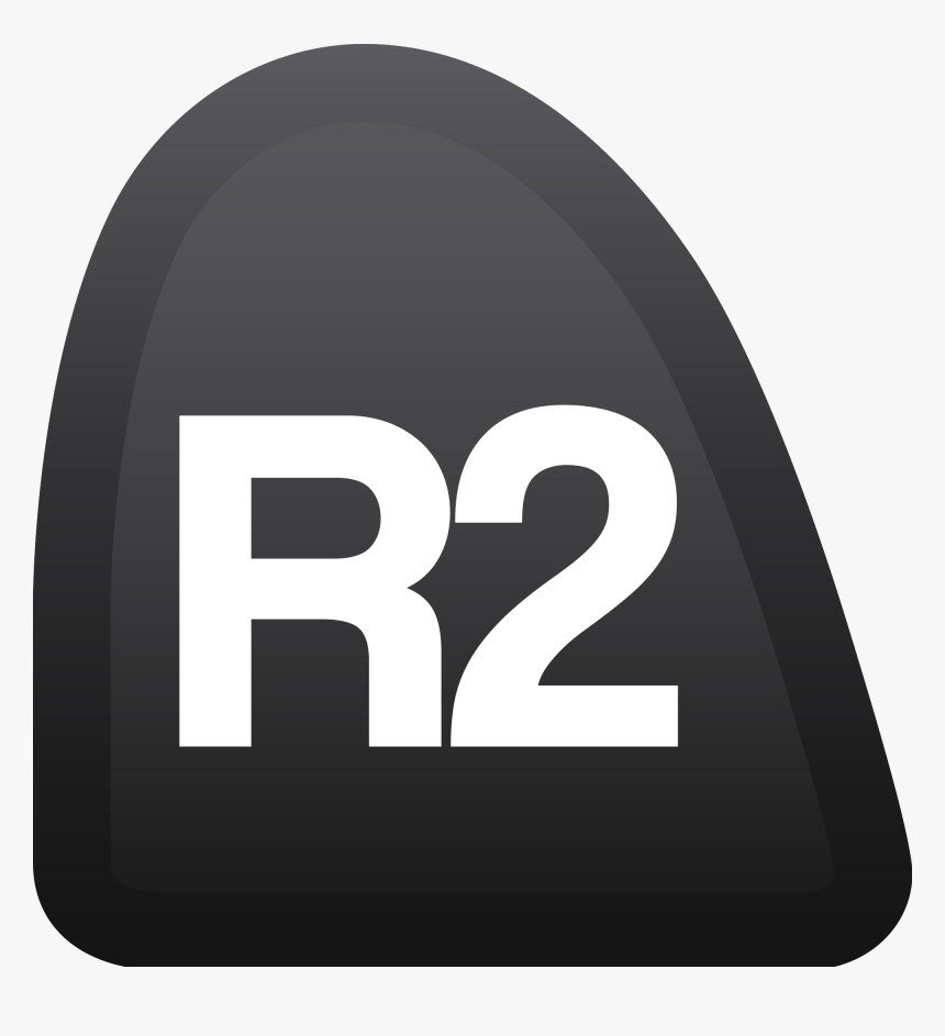 Playstation 4 Icon Png - Playstation R2 Button Png, Transparent Png, Free Download